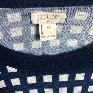 J. Crew Sweaters - J Crew Gingham Sweater